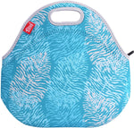 Insulated Lunch Bag - Small -Leaves