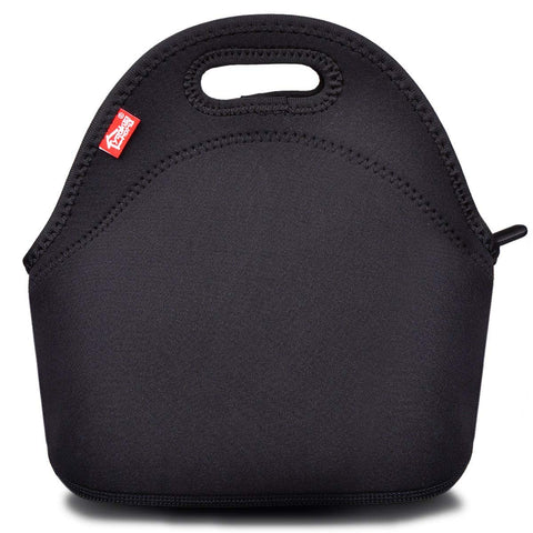Insulated Lunch Bag - Small - Black
