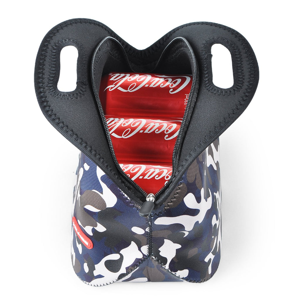 Insulated Lunch Bag - Small - Camo