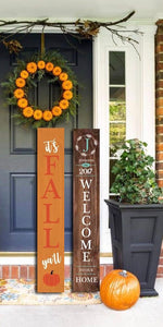 It's Fall Y'all 4 Foot Porch Sign