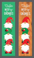 Gnome Porch Sign 4 foot
