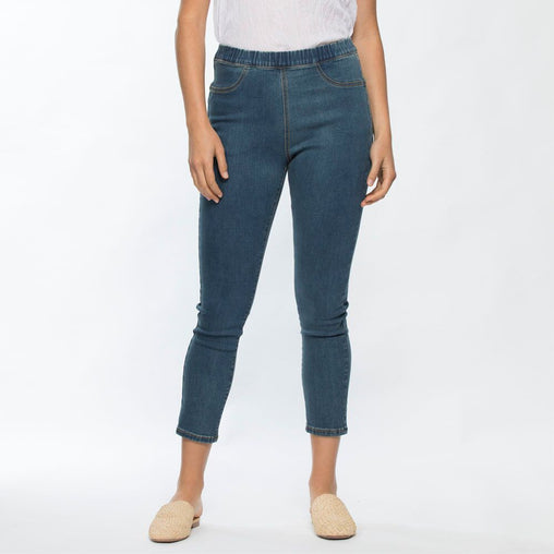 Threadz Crop Stretch Jean