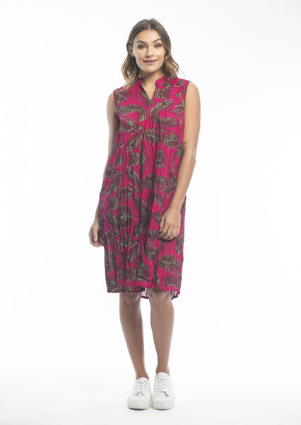 Orientique One Summer Cotton Dress