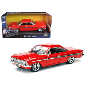 1:24 Dom's Chevy Impala -- Fast & Furious Chevrolet