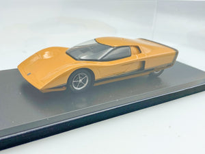 1:43 Holden Hurricane -- Metallic Orange 2012 Restored Version -- ACE Models
