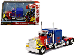 1:24 Optimus Prime Autobot Truck -- Transformers -- Hollywood Rides JADA T1