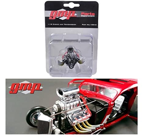 1:18 426 Nitro Coupe Blown Engine + Transmission -- GMP