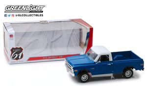 1:18 1970 Chevrolet C-10 w/Lift Kit -- Greenlight