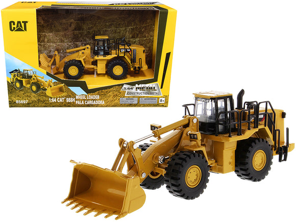 1:64 CAT 988H Wheel Loader -- Diecast Masters Caterpillar