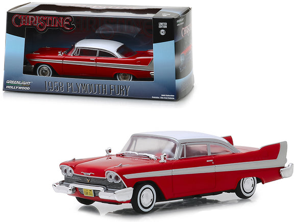 1:43 1958 Plymouth Fury -- Christine -- Greenlight