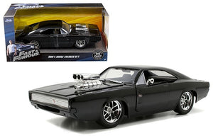 1:24 Dom's 1970 Dodge Charger - Furious 7 -- Fast & Furious JADA