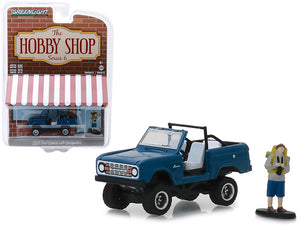 1:64 1967 Ford Bronco w/Backpacker -- The Hobby Shop Series 6