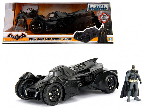 1:24 2015 Batmobile w/Batman Figurine -- Arkham Knight -- JADA