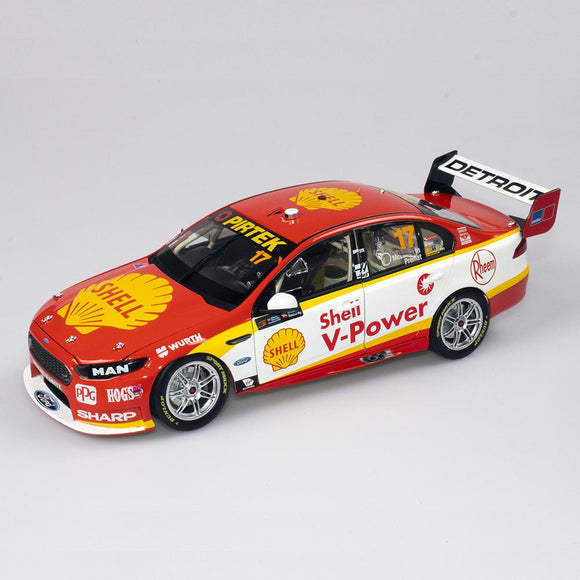 1:18 2017 Sandown Retro -- McLaughlin/Premat DJR Team Penske -- Authentic