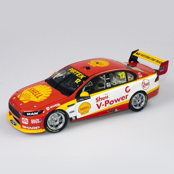 1:18 2017 Sandown Retro -- Coulthard/D'Alberto DJR Team Penske -- Authentic