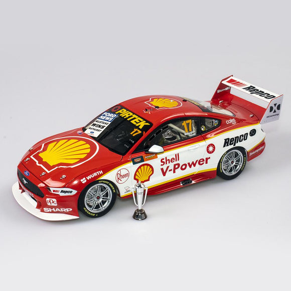 1:18 2019 Bathurst Winner -- McLaughlin/Premat DJR Team Penske -- Ford Mustang