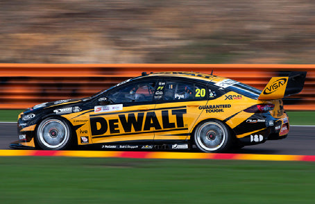 (Pre-Order) 1:43 2020 Scott Pye -- Dewalt Racing Holden ZB Commodore -- Biante