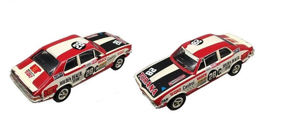 (Pre-Order) 1:43 1972 Bathurst Winner -- Peter Brock -- #28C Torana LJ GTR XU-1 -- DDA Collectibles