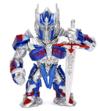 "Transformers: The Last Knight - Optimus Prime -- Jada 6"" Metals Figurine"