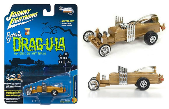 1:64 Drag-ula -- The Munsters -- George Barris -- Auto World