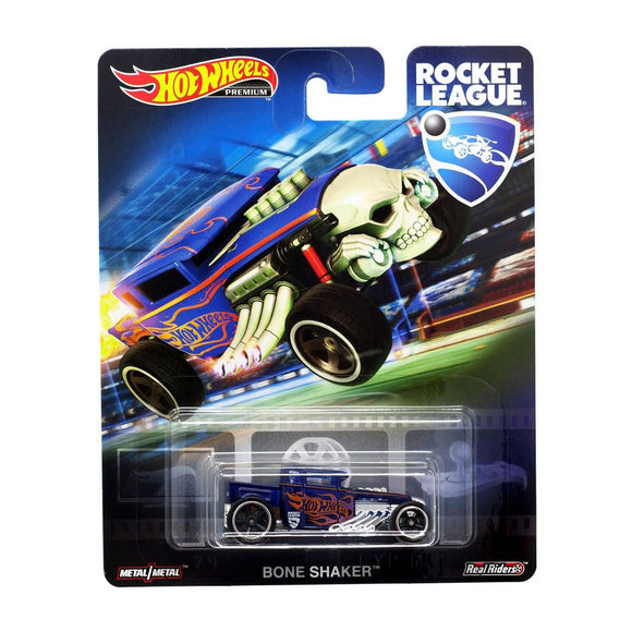 Hot Wheels -- Rocket League -- Bone Shaker