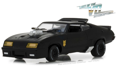 1:43 V8 Interceptor Mad Max - Last of the Interceptors -- 1973 Ford Falcon XB