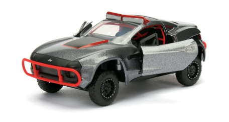 1:32 Letty's Rally Fighter -- Fast & Furious