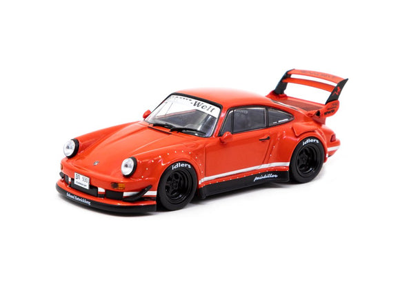 1:43 RWB 930 -- PAINKILLER Version 2 -- Tarmac Works Porsche