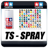 Tamiya Spray Paint (100mL)  (All Colours Available)