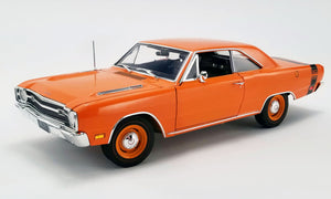 1:18 1969 Dodge Dart GTS 440 -- Orange -- ACME