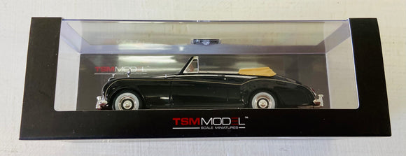 1:43 1961 Rolls-Royce Silver Cloud II Drophead Coupe -- TSM-Model