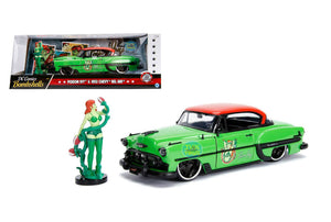 1:24 Poison Ivy w/ 1953 Chevrolet Bel Air -- Hollywood Bombshells JADA