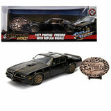 1:24 1977 Pontiac Firebird Trans Am -- Smokey & the Bandit w/Belt Buckle -- Hollywood JADA