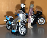 1:43 Goose and Toecutter w/Motorbikes Twin Set -- Mad Max ACE Models