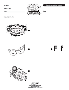 Letter F_English