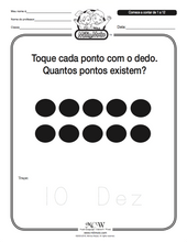 Load image into Gallery viewer, Números de 0-12_Portuguese