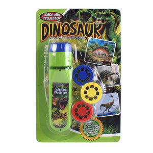 1G-Balleenshiny Parent-child Interaction Puzzle Early Education Luminous Toy Animal Dinosaur Child Slide Projector Lamp Kids Toys