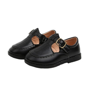 Leather Shoes Fashion Casual