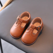 Load image into Gallery viewer, Leather Shoes Fashion Casual