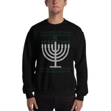 Seasonal - Michigan State - Ugly Menorah