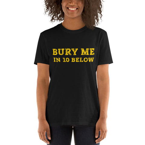 U of Missouri - Bury Me In 10 Below