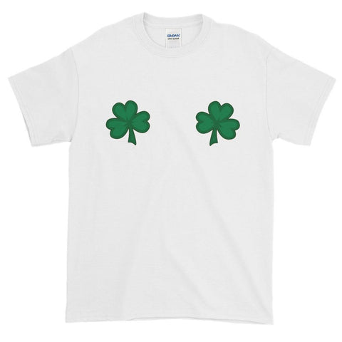 Shamrock Boobs T-Shirt