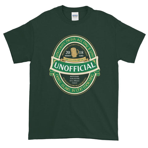 Unofficial Beer Logo T-Shirt