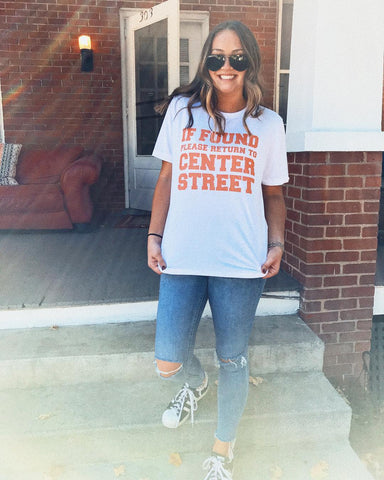 Virginia Tech Return to Center Street T-Shirt