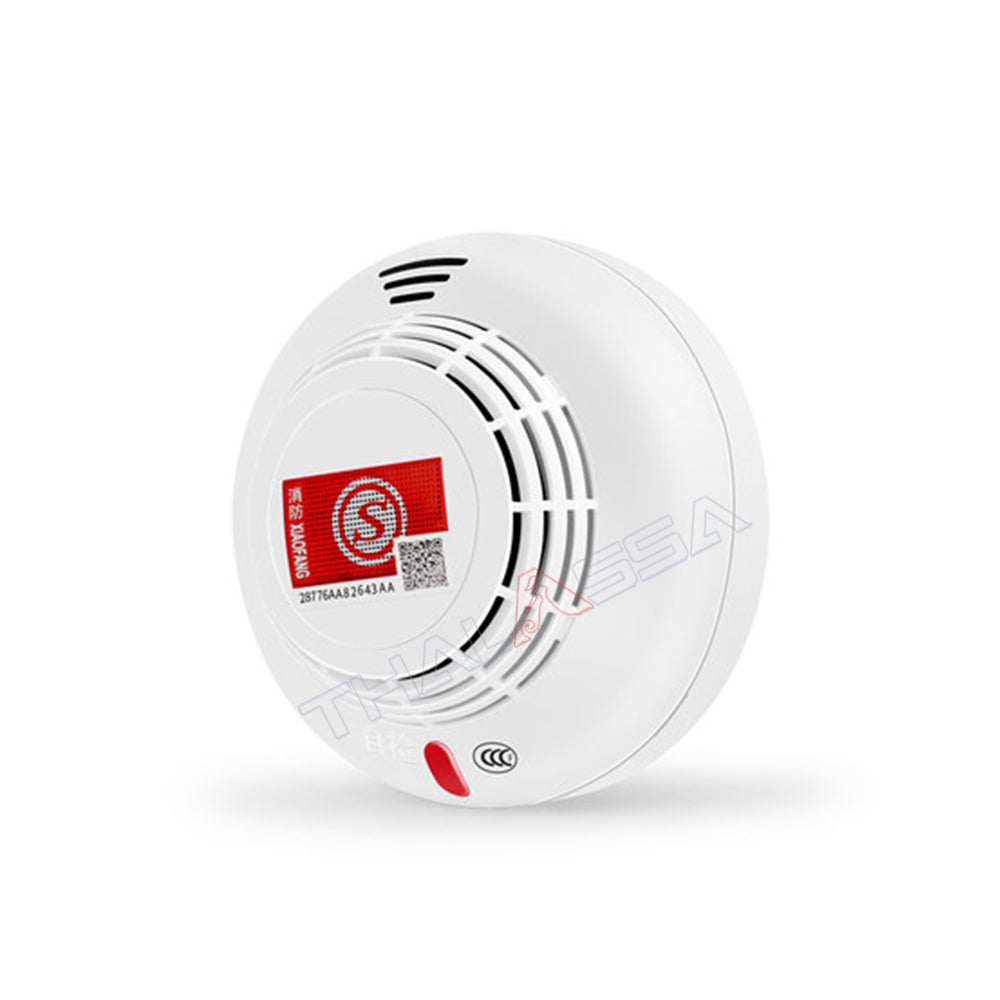 Smoke Alarm Household Fire Special Kitchen Fire 3c Certification Wireless Smart Stand-Alone Smoke Detector - GenuineMarine