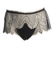 Love Story Noire Lace Knickers
