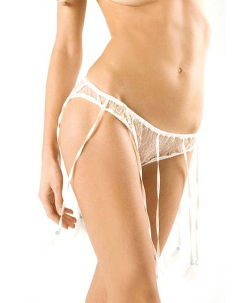 Casablanca feather knicker