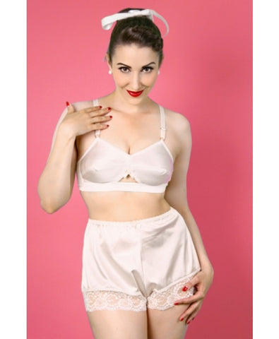 Isabella Ivory French Knickers