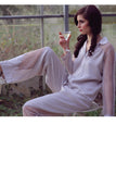 Love Story Mink Silk Pyjamas