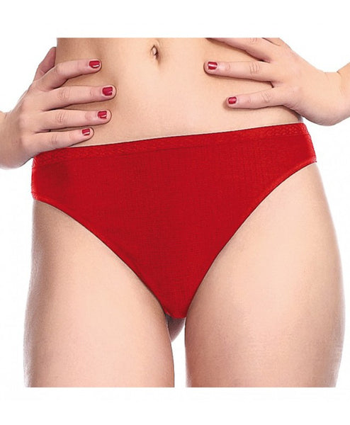 Lisbeth Red Thong